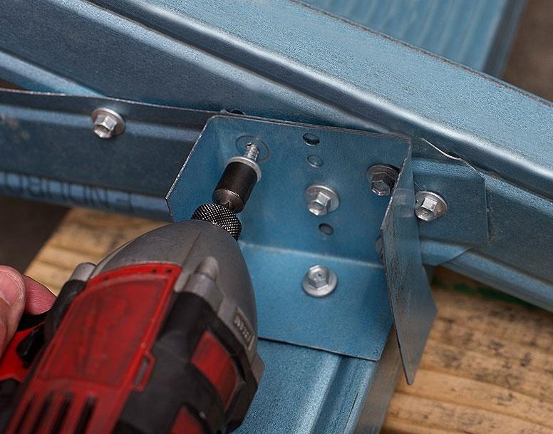 Buildex® M6 GX Teks® Screw